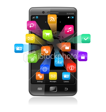 android apps of 2012