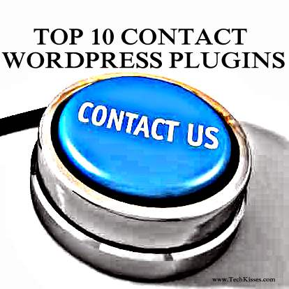 Contact form plugins WordPress