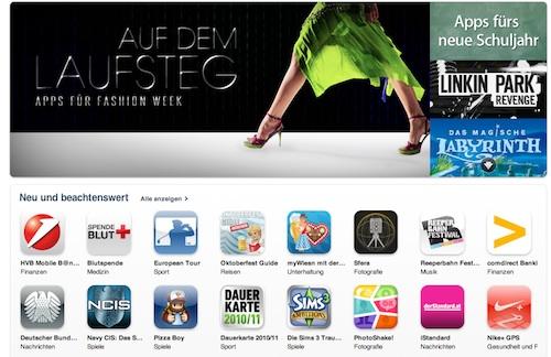TV Apps apple