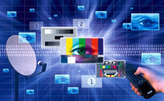TV broadcasters on Internet