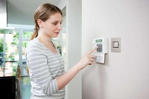 home automation security system